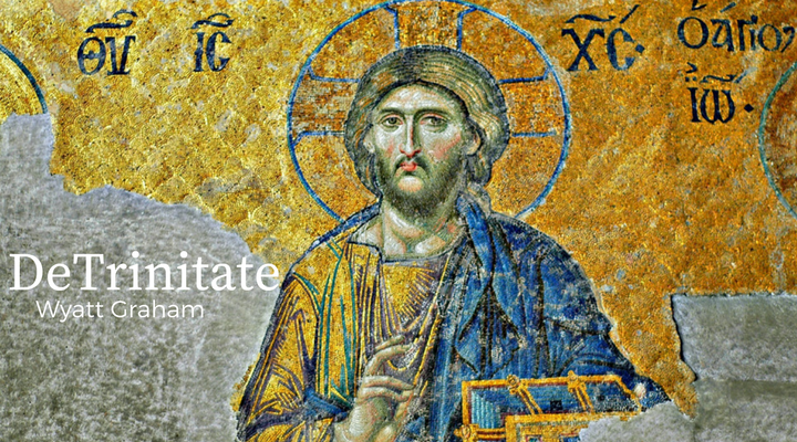 Image of Christ from the Hagia Sophia